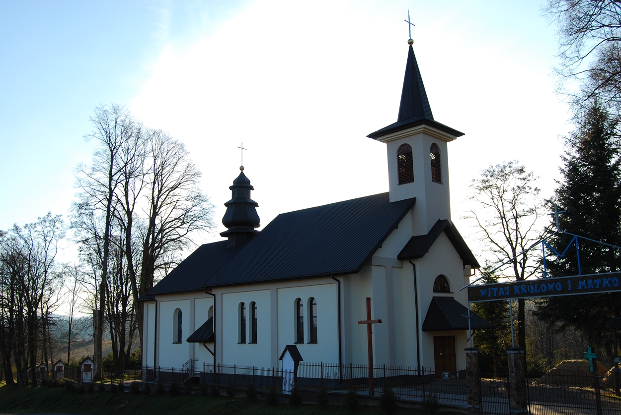 14. Sanktuarium w Polanczyku