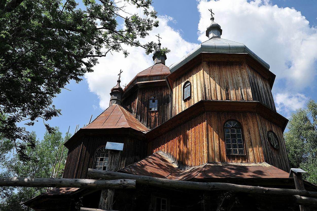 6. cerkiew Bystre