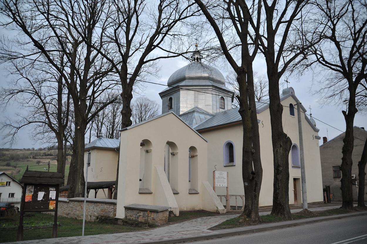 7. cerkiew w Baligrodzie_