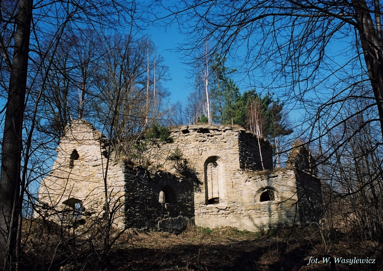 8. ruiny cerkwi w Berezce