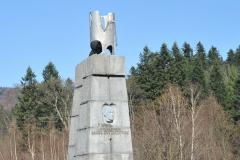 24. pomnik gen. w Jablonkach